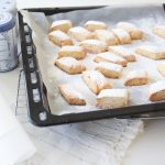 Kopytka migdałowe (ciasteczka o smaku przyjaźni)