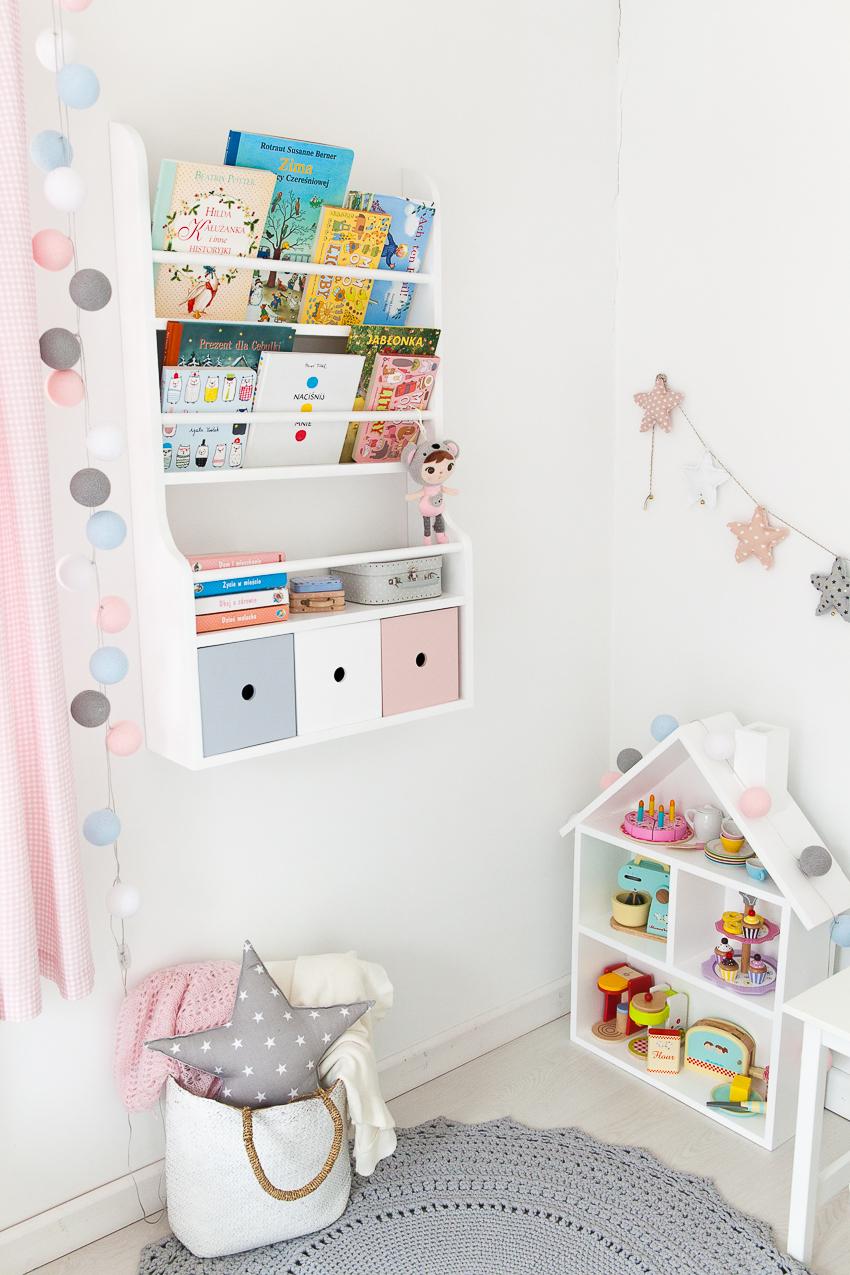 pokój, pokoik, dla dziewczynki, pastelowy pokój, fotografia śląsk