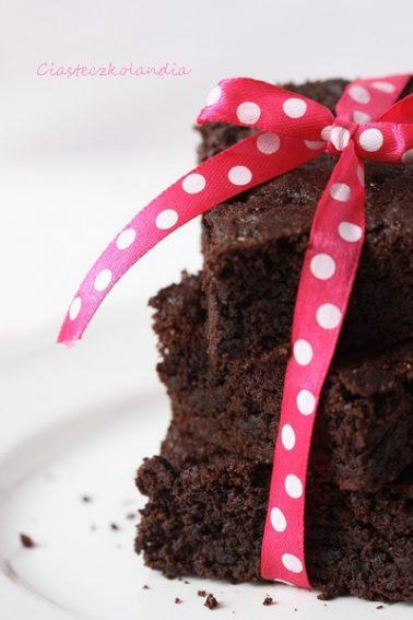 brownie w wersji light
