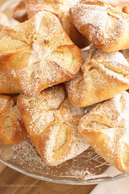 kołoczki śląskie z serem