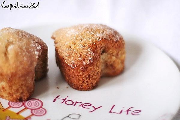 muffiny jak pączki nigella