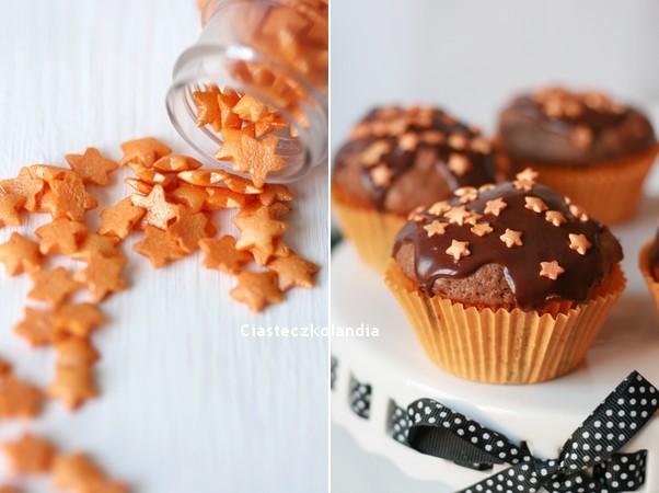 muffinki piernikowo pomarańczowe