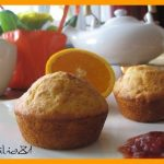 Muffinki pomarańczowo-migdałowe