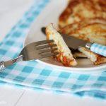 Racuszki z białego sera