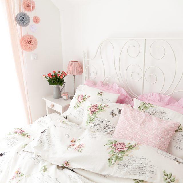 sypialnia, pastelowa, pastelowa sypialnia śląsk, fotografia wnętrz śląsk