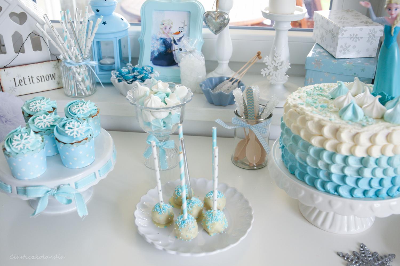 Urodziny W Klimacie Kraina Lodu Frozen Birthday Party