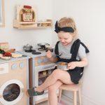 Małgosia- gosposia i jej nowy kuchenny kącik…