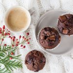 Czekoladowe muffinki Nigelli Lawson