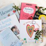 Najpiękniejsze książki dla dzieci o uczuciach