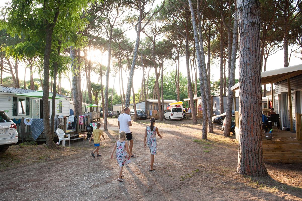 Ca'Savio camping eurocamp
