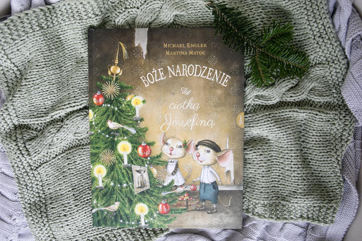 """,Boże Narodzenie z ciotka Józefiną"""" Michael Engler,"""