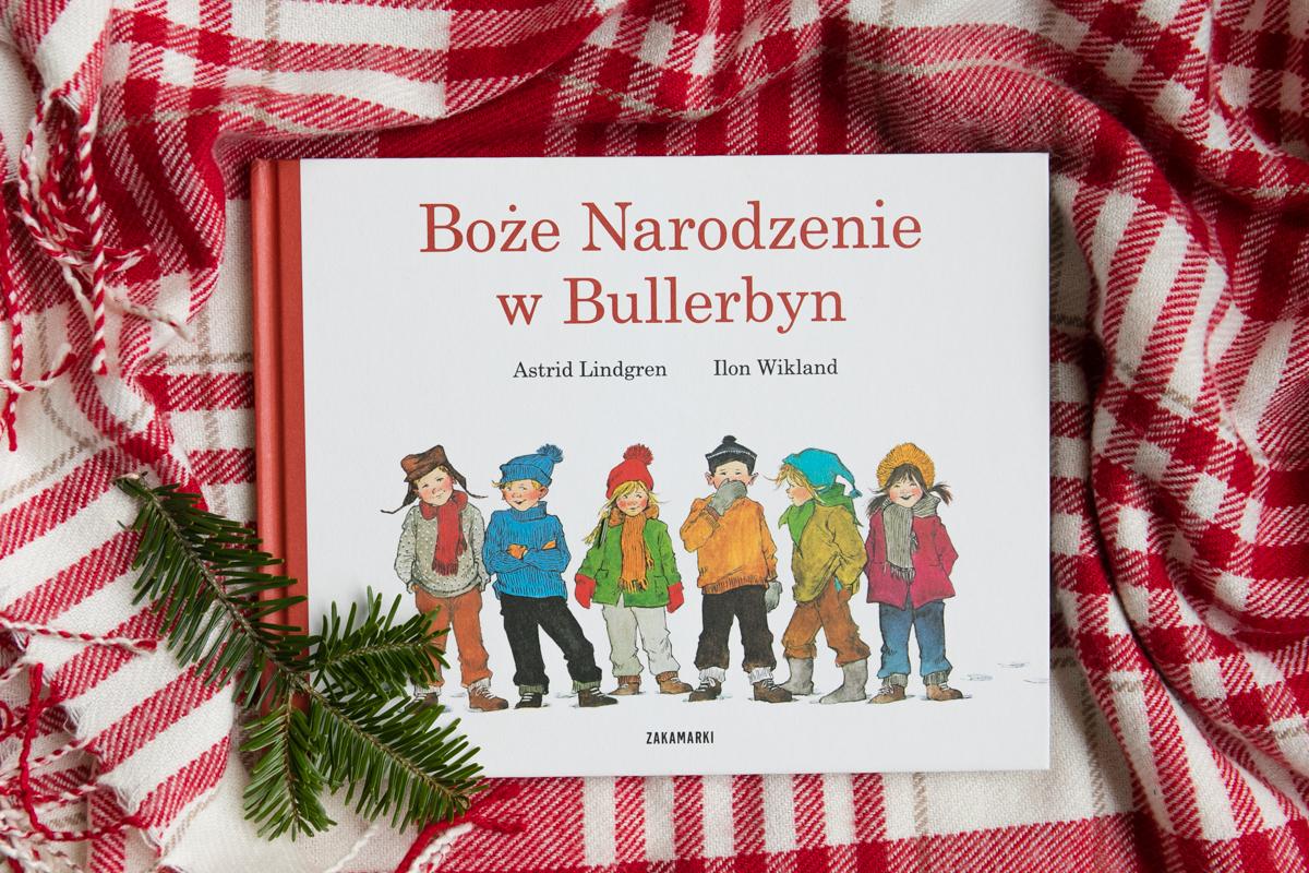 """,,Boże narodzenie w Bullerbyn"""" recenzja książki"""