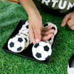 Piłkarskie ciasteczka